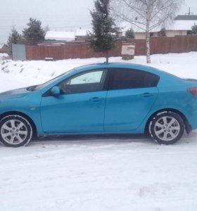 Mazda 3 2011г.Авт.