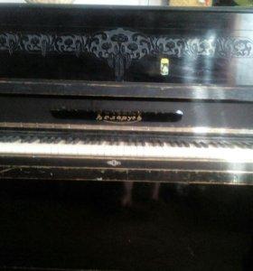 Пианино, торг