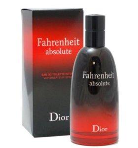 Fahrenheit Absolute Christian Dior 100ml