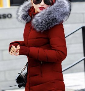 Зимняя НоваЯ куртка 46-48