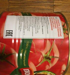 Томатная паста 2,2кг