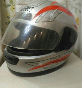 Шлем б/у размер М