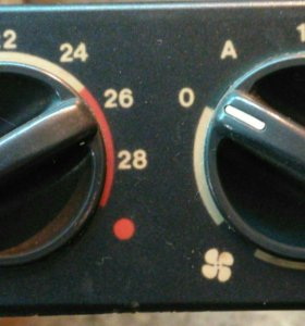 Блок управления отопительным Ваз 2110