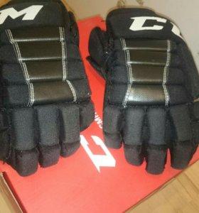 Хоккейные краги CCM, yth10
