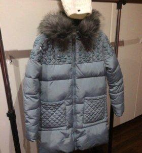 Зимняя куртка новая.