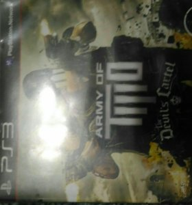 ARMY OF Tilio Ps3