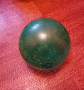 прогулочный шарик для хомяка