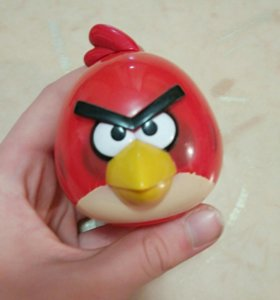 Angry Birds копилка игрушка Red