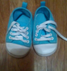 Первая обувь малыша