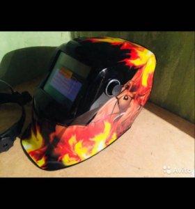 Новая маска сварщика хамелеон