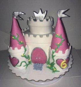 Торт для детского праздника!!!