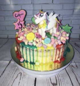 Торт для детских праздников!!!