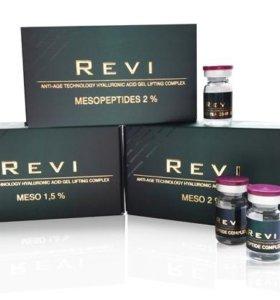 Гиалуроновый гель REVI Mesopeptides 2%