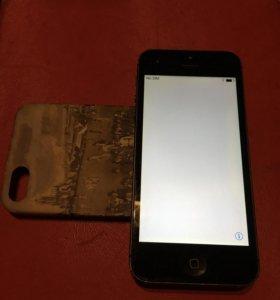 Iphone 5 64Гб Цена 5000 и окончательная!