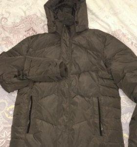 Куртка зимняя мужская 52 размер