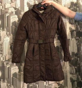 Пальто пуховое Fracomina