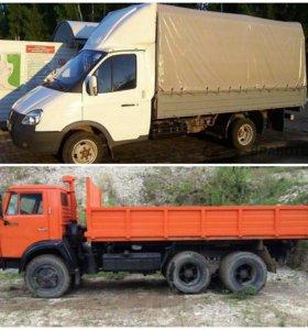 Вывоз строительного мусора (Камаз,Газель)