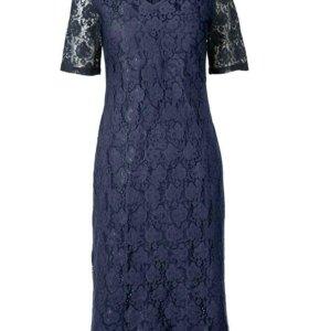 Новое кружевное платье 46-48