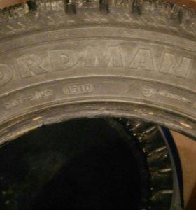 Шины 185/60 Nokian Nordman 4 R14