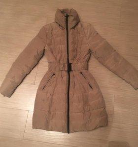 Зимнее пальто (пуховик ) 💛