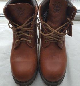 Timberland мужские зимние ботинки 44 US10