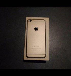 iPhone 6 на 64gb space gray..,