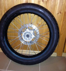 Yamaha ttr колесо