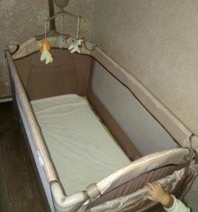 Кроватка - манеж детская