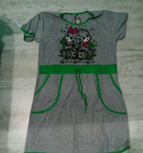 Платье новое домашнее