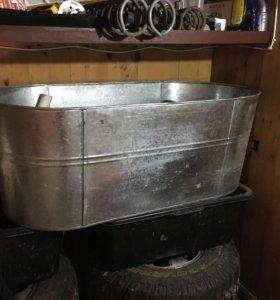 Оцинковка 250 литров