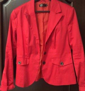 Пиджак новый