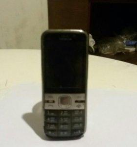 Телефон мобильный Nokia C-5