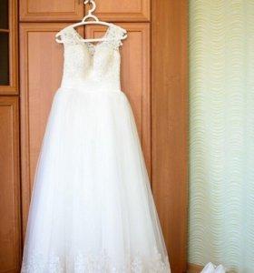 Срочно! Продаю Свадебное платье