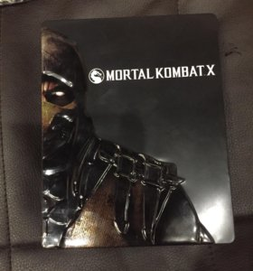 Mortal kombat x (специальное издание)