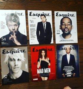 esquire журнал