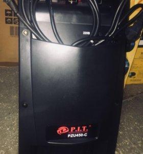 Пуско-зарядное устройство P.I.T. PZU450-C