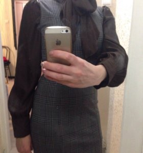 Сарафан и блузка