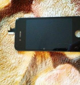 Дисплей айфон 4