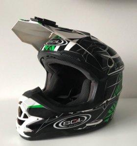 Мотошлем Sol Helmet (шлем)