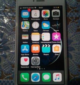 Продам iPhone 5s16gb