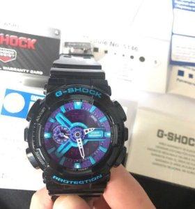 Casio G-SHOCK GA110A