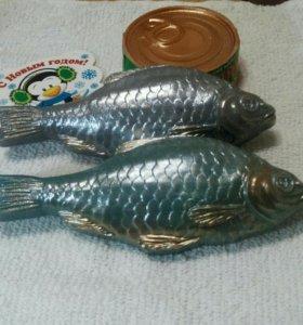 Мыло Рыба вяленая