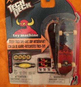 Фингерборд toy machine новый