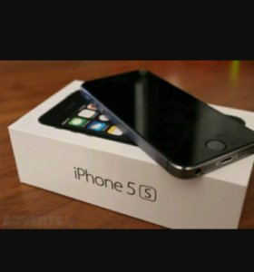 iPhon 5 s 32gb,Space Grey
