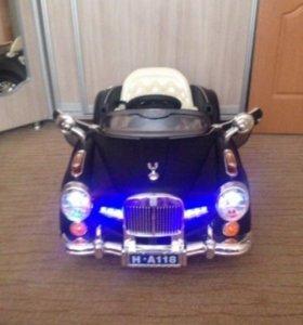 Детский электромобиль машинка