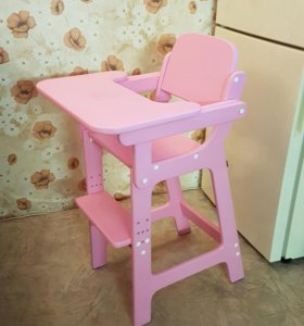высокий стул для ребенка
