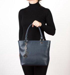 Женская сумка из натуральной кожи Fabiobruno