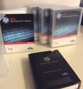 Ленатачный накопитель / дисковый картриджа HP