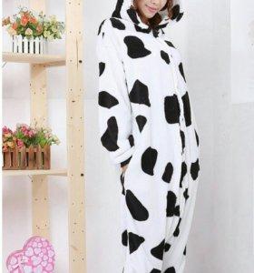 Пижама с капюшоном