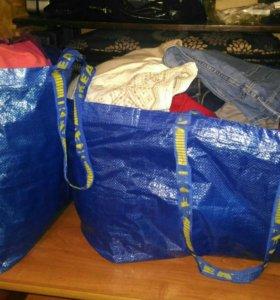 Пакет одежды 42-48 и обуви 38